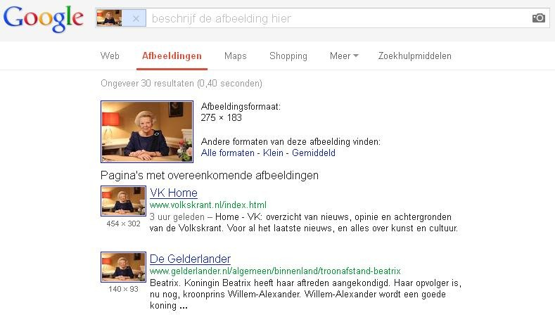 afbeelding details Google images