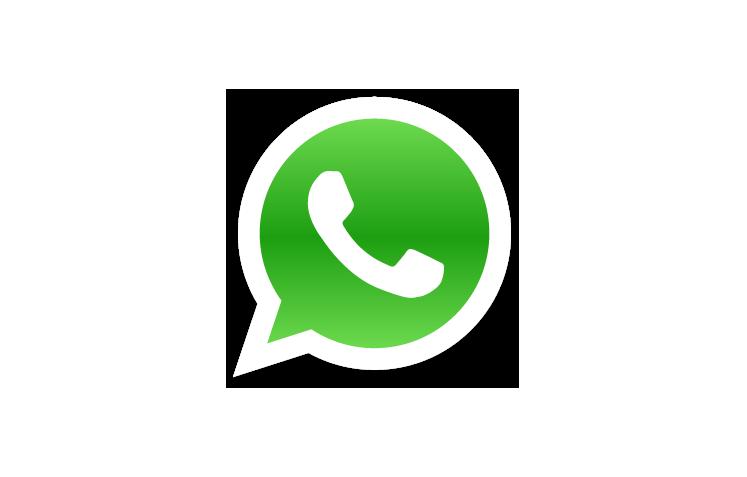 Communicatie via whatsapp